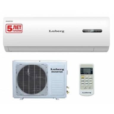 Сплит система инверторного типа Luberg LSR-09 HDV Inverter фреон R-410 9-ка