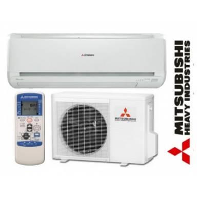Сплит система инверторного типа Mitsubishi H.I. SRK20ZSPR-S холод/тепло 7-ка фреон R410a