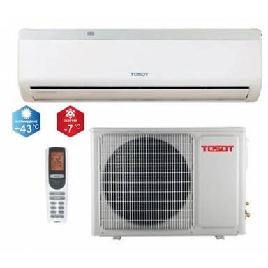 Сплит система Tosot Viola GR-09A 9-ка энергоэкономичная система