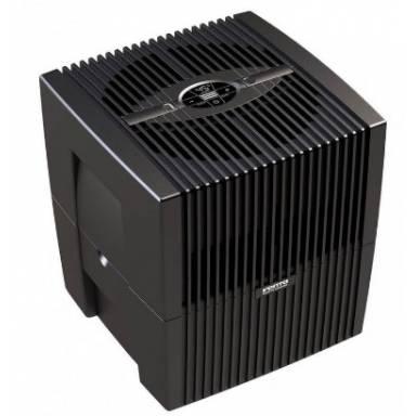 VENTA LW 25 Comfort Plus мойка воздуха с встроеным гигрометром и гигростатом в черном корпусе
