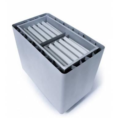 Печь для бань и саун Днипр ЭКС-20 Мощность 20 кВт
