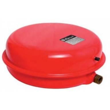 Закрытый расширительный бак для системы отопления закрытого типа SPRUT FT 12D.324 12 литров в форме таблетки