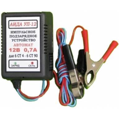 Аида УП 12 зарядное устройство