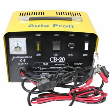 Auto Profi CB-20 зарядное устройство