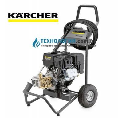 Универсальная мойка высокого давления Kärcher 6/15 G Classic с ДВС сдвигателем внутреннегоо сгорания