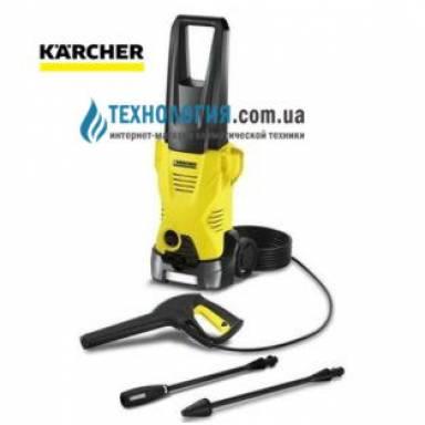 Мойка высокого давления Karcher K2 Premium бытовая с ситемой Quick Connect