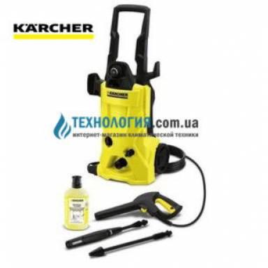 Мойка высокого давления Karcher K4 бытовая с ситемой Quick Connect