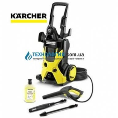 Мойка высокого давления Karcher K5 бытовая с ситемой Quick Connect