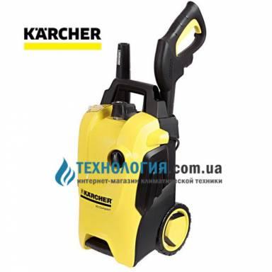 Мойка высокого давления Karcher K5 Compact бытовая с ситемой Quick Connect