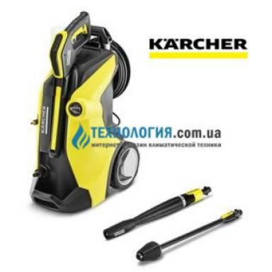 Мойка высокого давления Karcher K5  Full control с датчиком давления на поливочной ручке