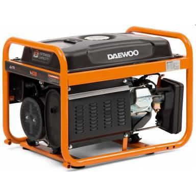 Бензиновый генератор Daewoo GDA 3500 4 кВт