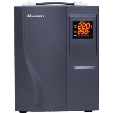 Стабилизатор  напряжения сервоприводный Luxeon LDS-10000 SERVO большой мощности для всего дома 7000Вт