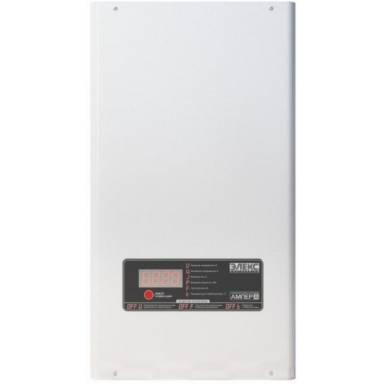 АМПЕР 12-1/32 v2.0 симисторныйстабилизатор сетевого напряжения для дома и дачи