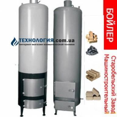 Титан -буржуйка стальная 80 литров