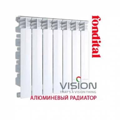 Радиатор алюминиевый FONDITAL VISION 500 (алюминий высокого давления)