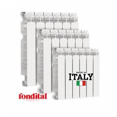 Радиатор алюминиевый FONDITAL MASTER S5 ALETERNUM 500-100 с бесплатной доставкой по Украине