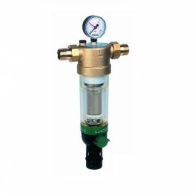 Фильтр для холодной воды Honeywell F76S AA 3*4 дюйма (Хоневелл с обратной промывкой)
