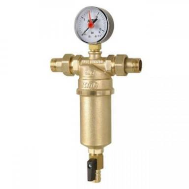 Фильтр для холодной и горячей воды ICMA арт. 751, 1*2 дюйма