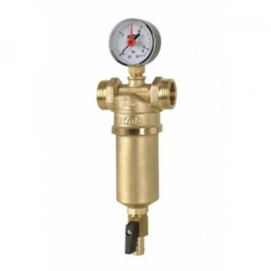 Фильтр для холодной и горячей воды ICMA арт. 750, 1 1*4 дюйма