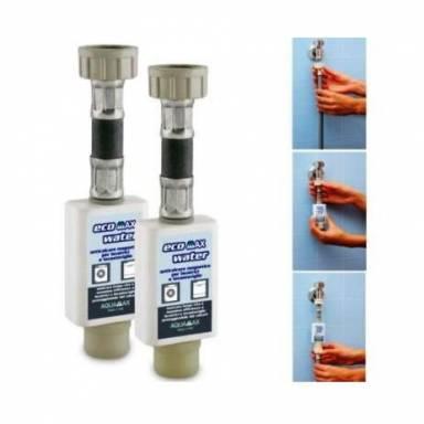 Магнитный преобразователь воды Aquamax ECOMAXWATER для стиральных и посудомоечных машин